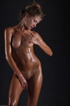 Dripping Wet Sofia